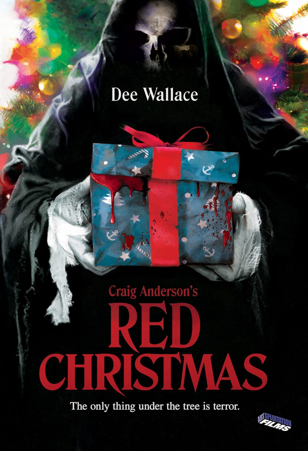 Open a Stocking Full of New Photos for Artsploitation's 'Red Christmas'