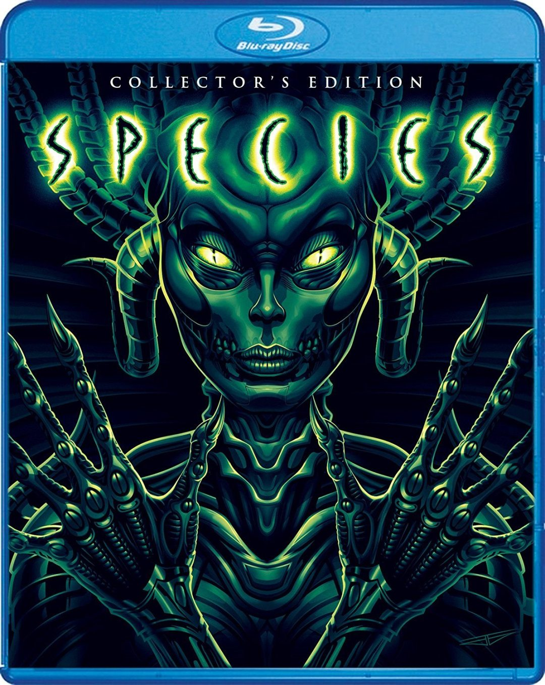 Species – Blu-ray/DVD Review