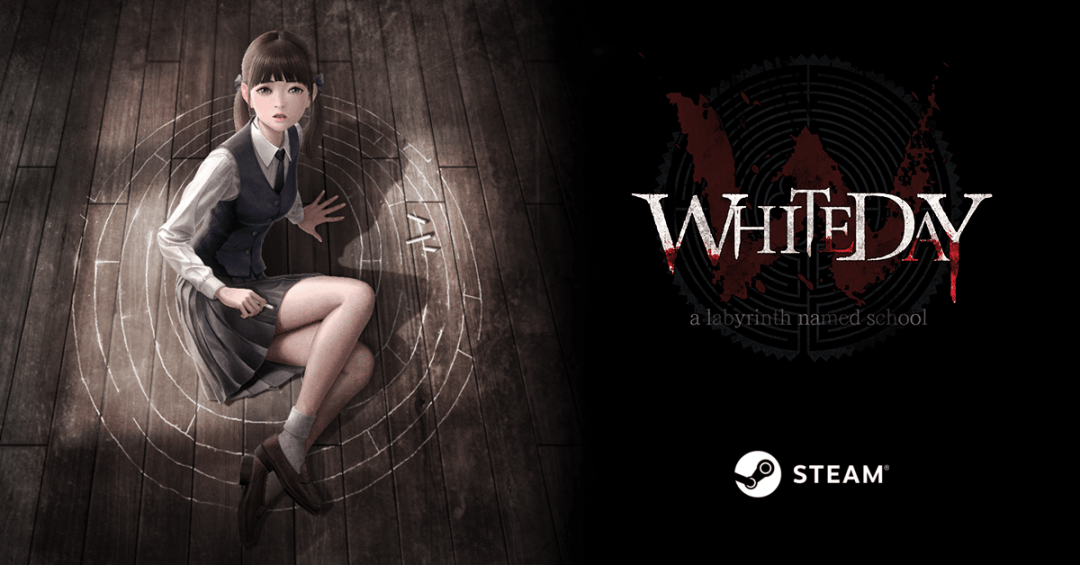 'White Day: A Labyrinth Named School' is OUT NOW on PS4 in Europe!