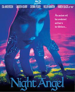 'Night Angel' Out on Blu-ray and DVD October 24th, 2017