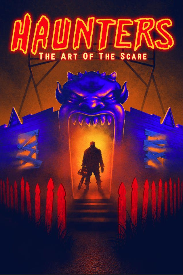 Love Haunted Houses? You Might Be Interested in 'Haunters: The Art of the Scare!'