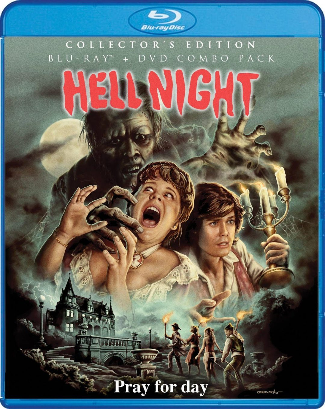 'Hell Night' is Getting a Collector's Edition!