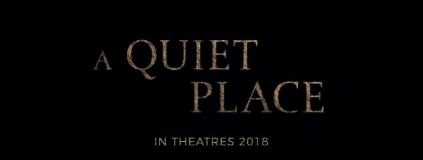 Are You Ready to Enter 'A Quiet Place?'