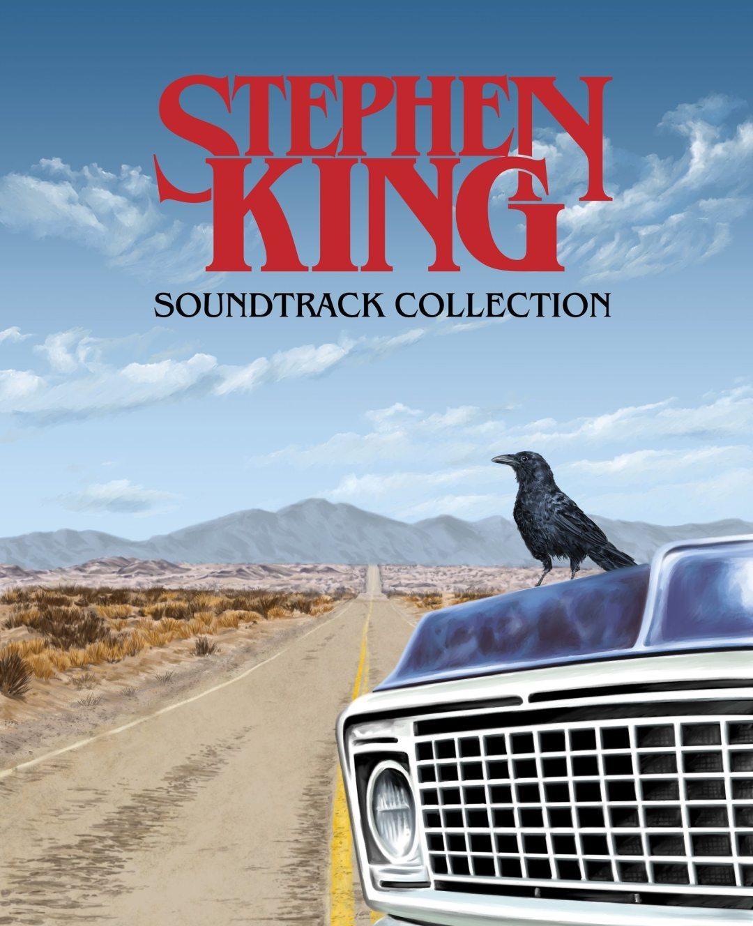 Love Stephen King? Check Out This 8-CD Box Set!