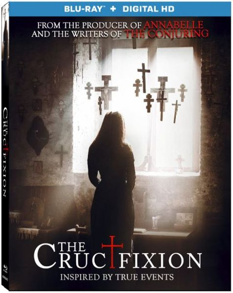 Now You Can Pickup a Copy of 'The Crucifixion'