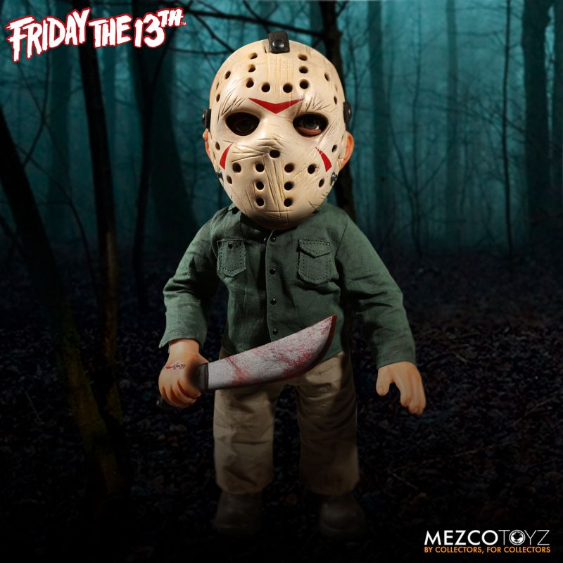 Mezco is Bringing Us an Awesome New 'Friday The 13th' Toy!
