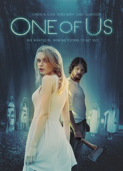 Cult Members Go Up in Smoke within Blake Reigle's 'One of Us' (Out on DVD Dec. 12th)!