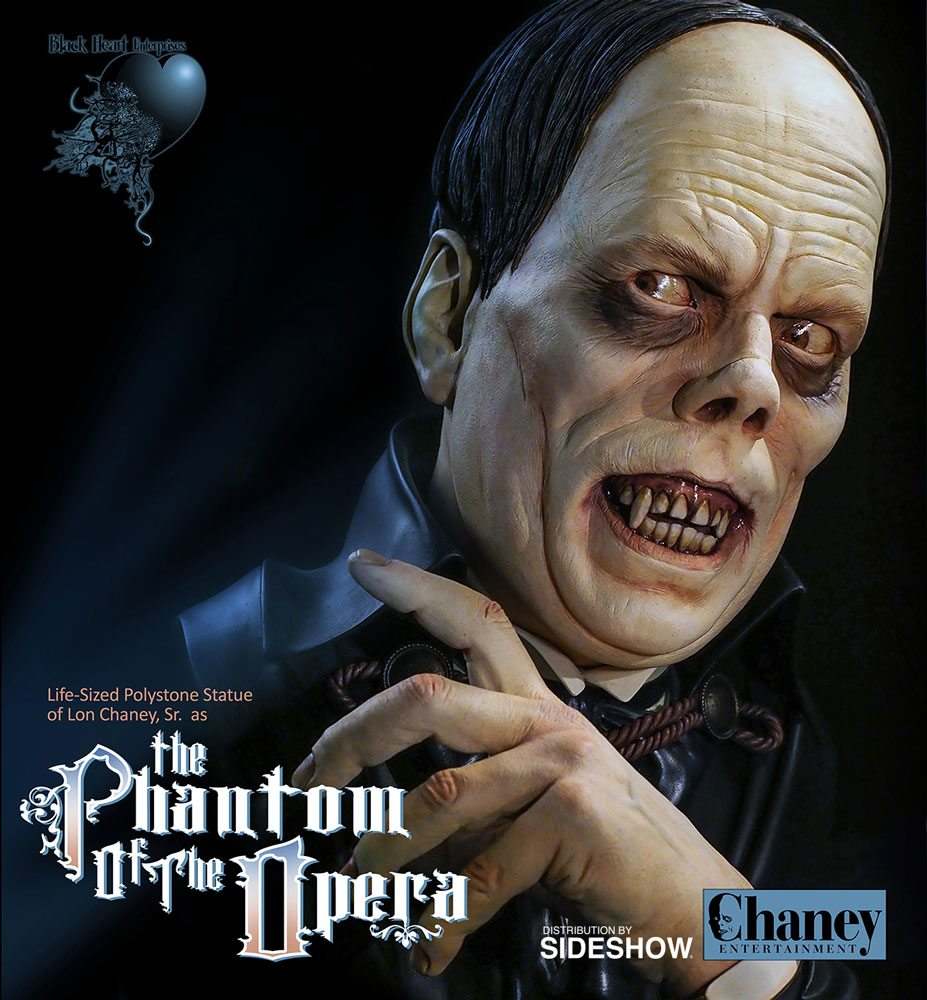 If You Loved Lon Chaney Sr. as 'The Phantom of the Opera,' You'll Need to Check This Out!