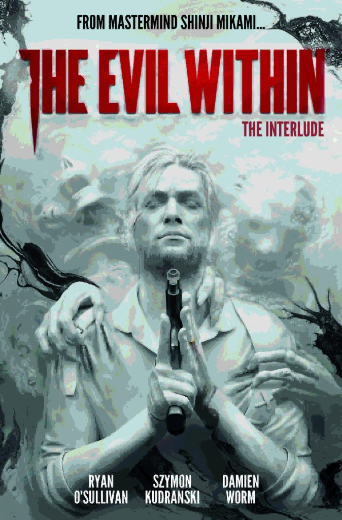 Brand-New 'The Evil Within' Graphic Novel