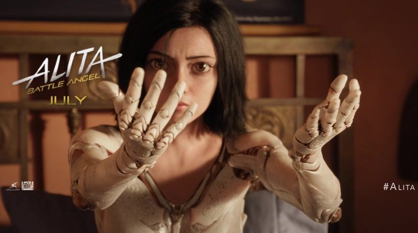 The First Trailer is Out for 'Alita: Battle Angel'