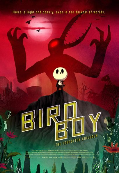 The Trailer for 'Birdboy: The Forgotten Children' Could Be the Best Thing Ever! …. Or… Not…