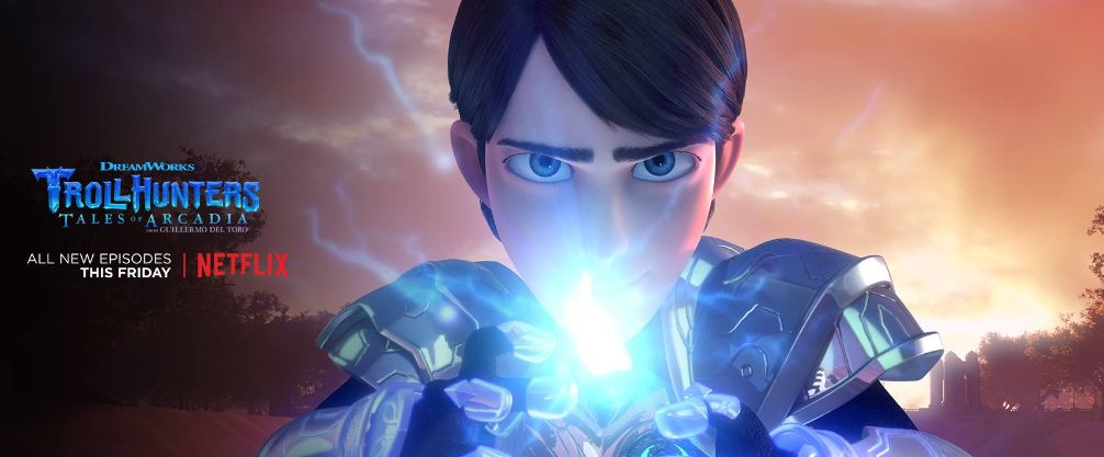 'Trollhunters Part 2' Has Released a Trailer and Clip!