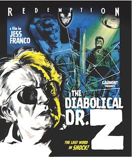 'The Diabolical Dr. Z' Out on DVD and Blu-ray February 6th