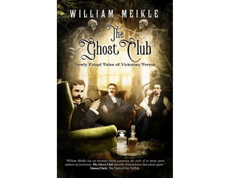 The Ghost Club – Book Review