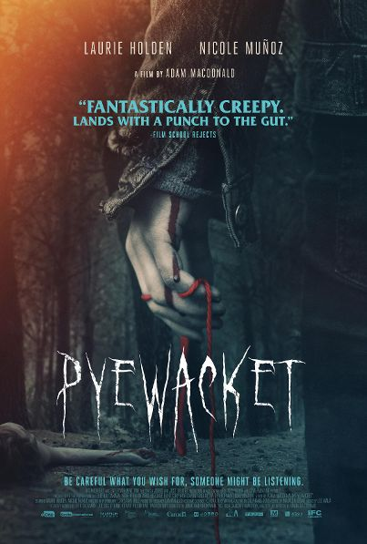Things Are Getting Creepy in the Trailer for 'Pyewacket'