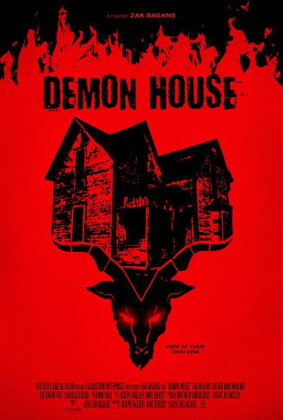 The Trailer is Out for 'Demon House'