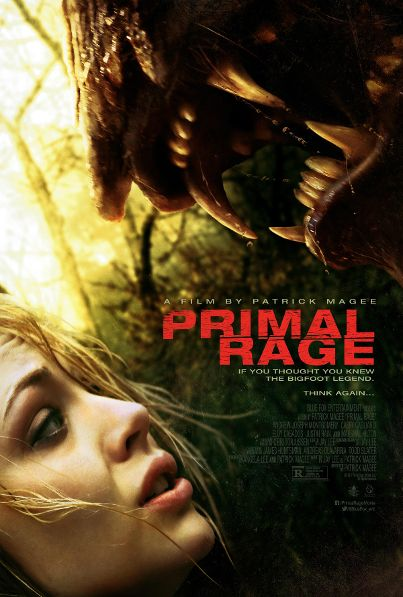 For a Limited Engagement You Can See 'Primal Rage' on the Big Screen!