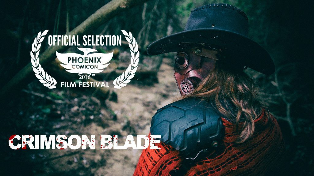 'Crimson Blade' Now Streaming on Amazon