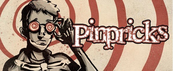 'Pinpricks' – A Book of Tiny and Terrible Oddities