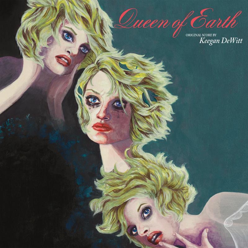 'Queen of Earth' (Elisabeth Moss) | Film Score on Deluxe Vinyl (Waxwork)