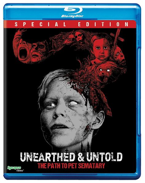 Unearthed & Untold: The Path to Pet Sematary – Blu-ray Review