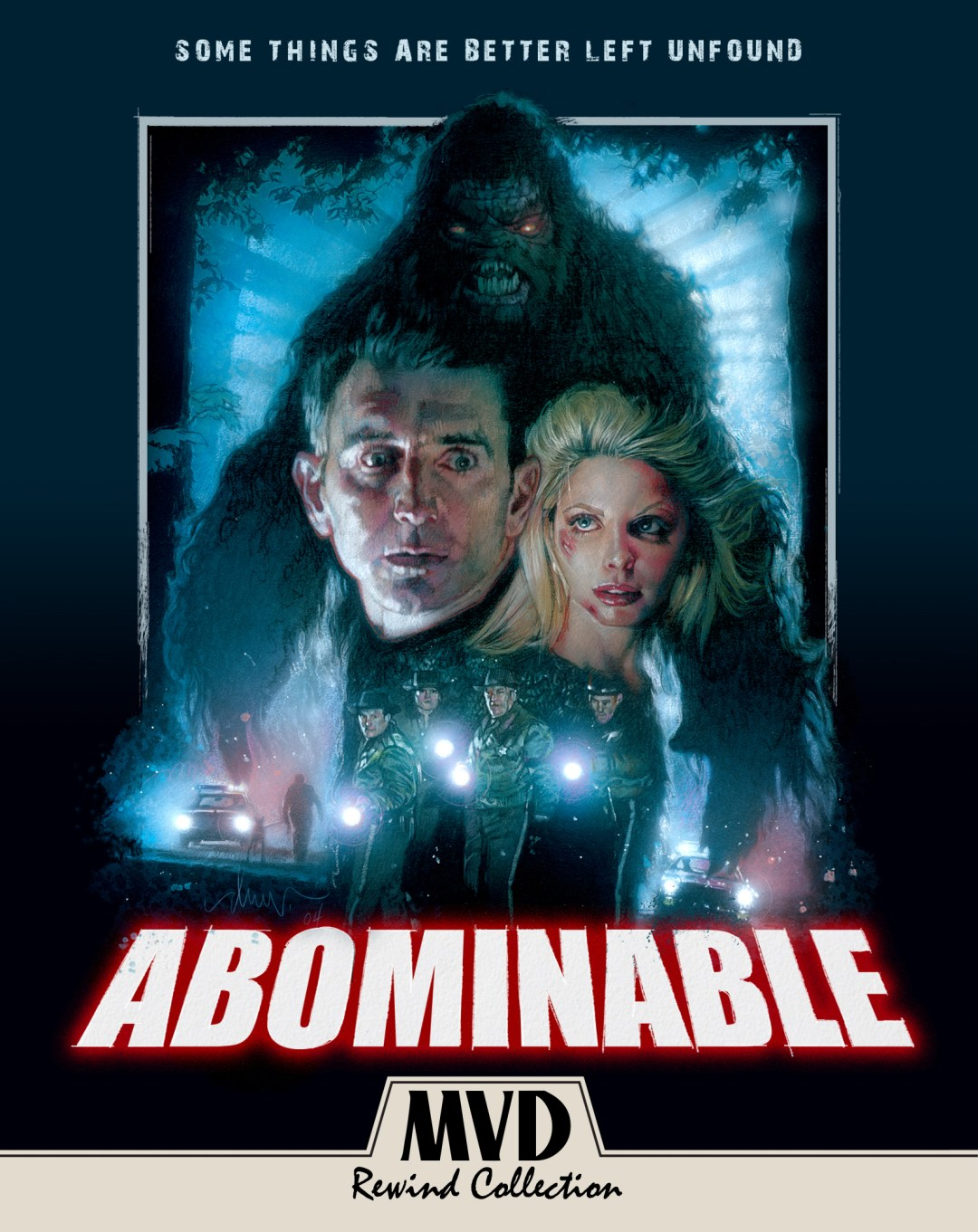 'Abominable' (2006) – Special Edition Blu-ray/DVD Available 6/12
