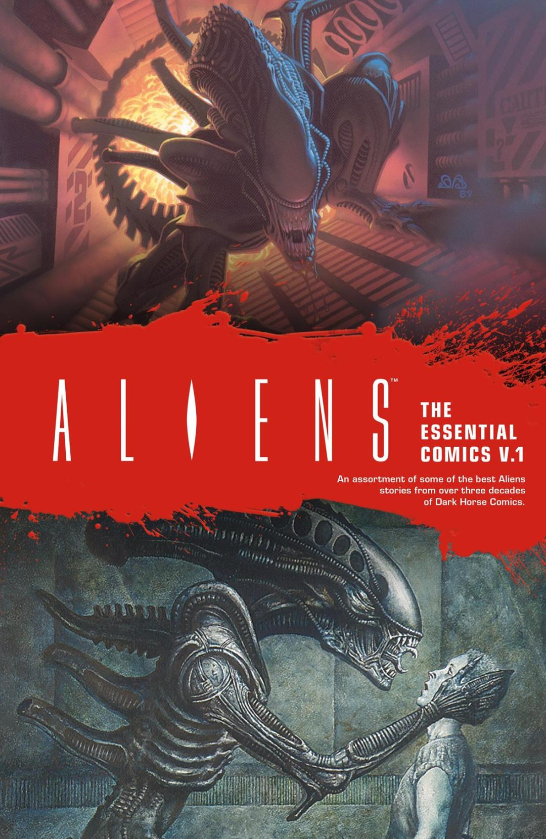 Dark Horse Announces New 'Aliens' Essential Collections!