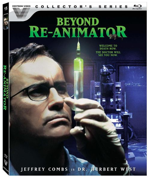 'Beyond Re-Animator' is Getting a Blu-ray Release Through Vestron!