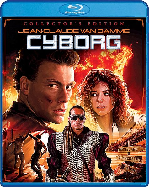 Cyborg – Blu-ray Review