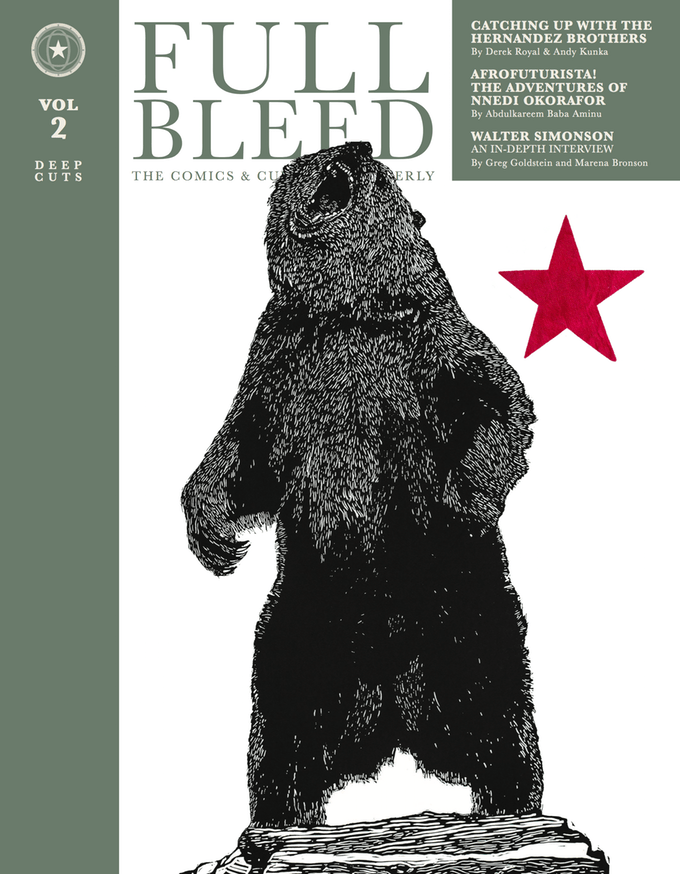 'Full Bleed' Launches Volume 2