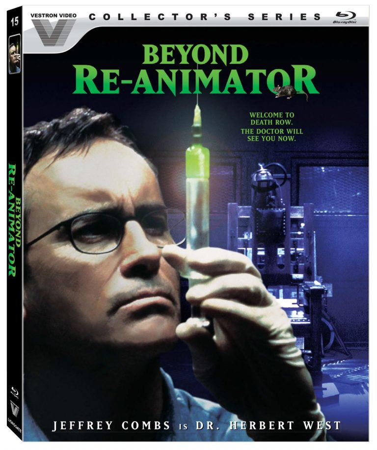 New Trailer for Vestron's Upcoming 'Beyond Re-Animator' Blu-ray