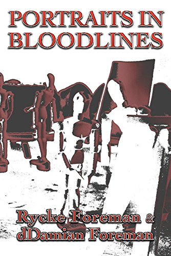 Father and Son Release Fiction Anthology Titled 'Portraits in Bloodlines'