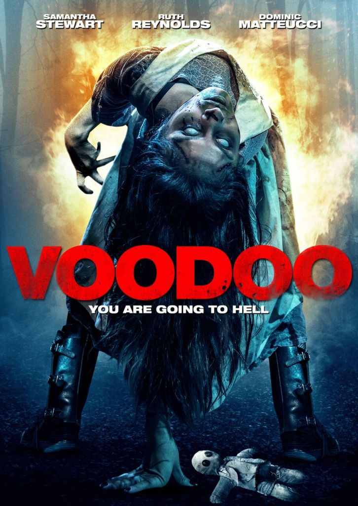Must-See 'Voodoo' Makes Its Long-Awaited DVD Debut this September!