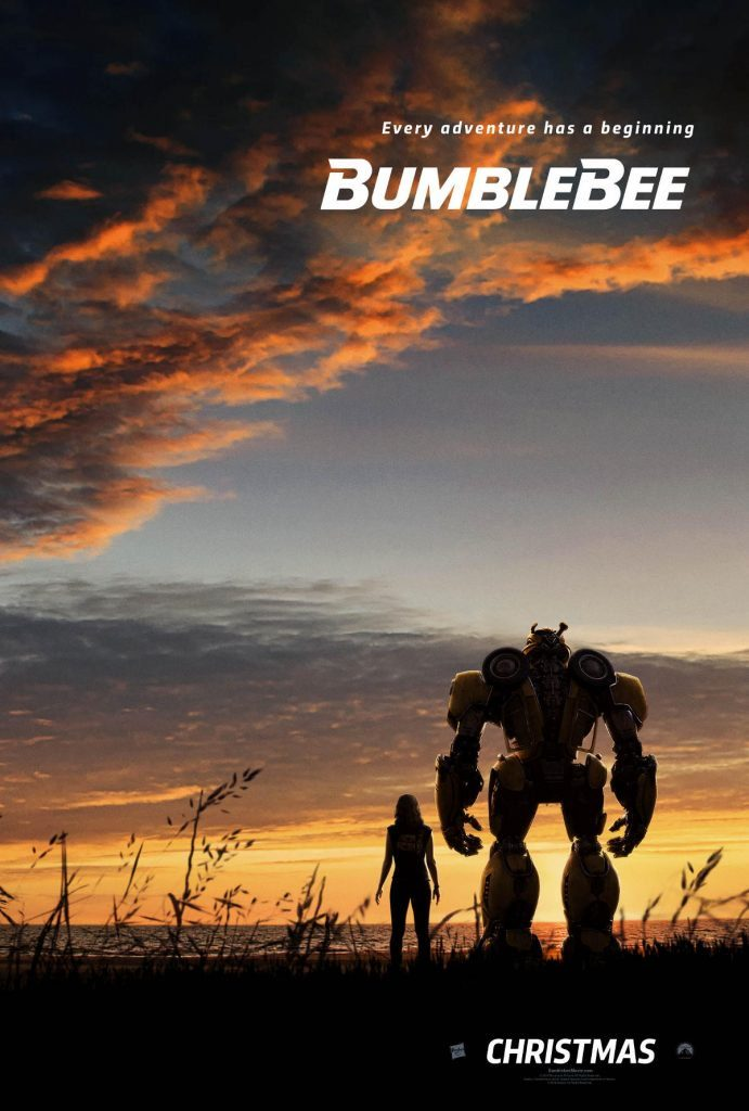 Travel Back to 1987 in the First Teaser Trailer for 'Bumblebee'