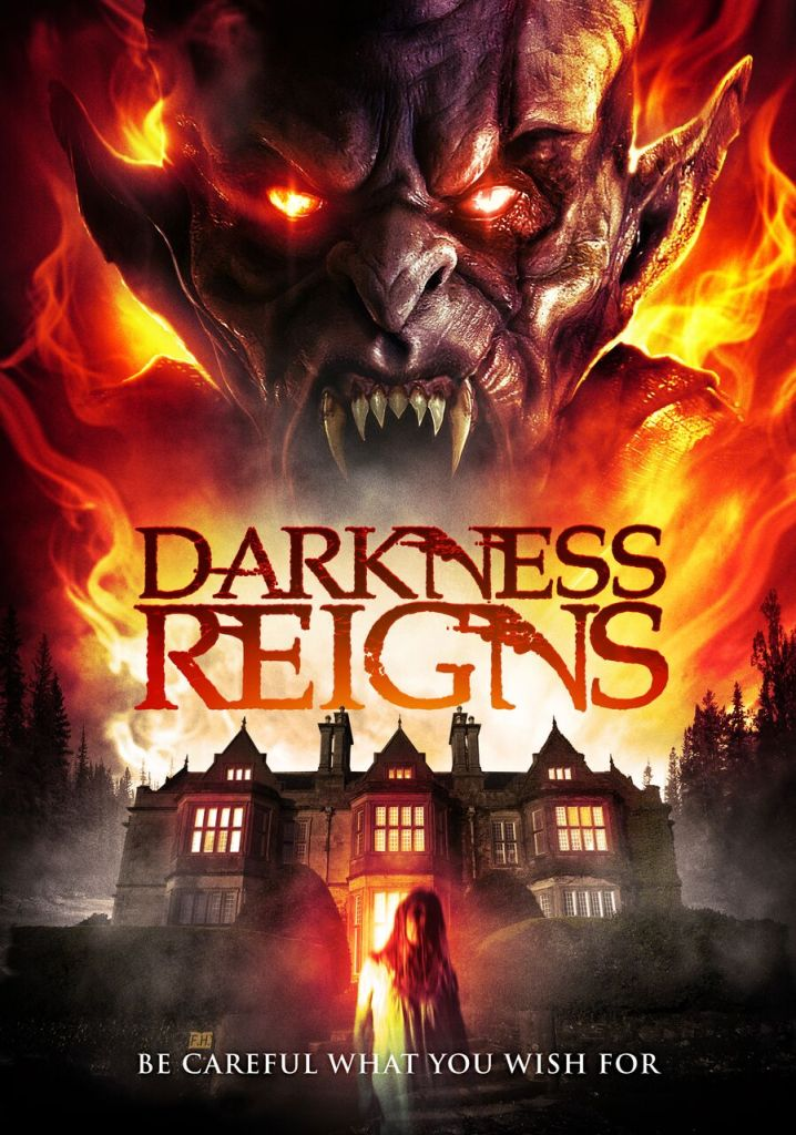 New trailer, Poster for 'Darkness Reigns' Starring Sci-Fi Icon Casper Van Dien!