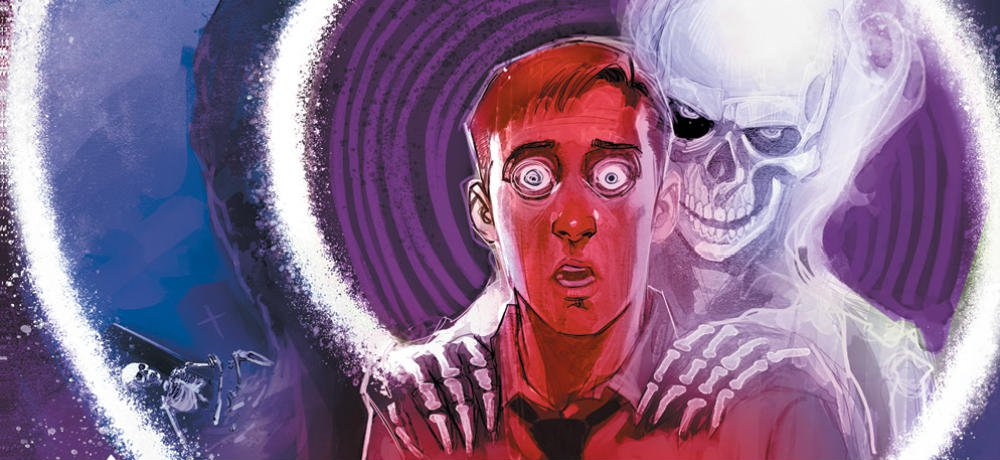 Horror Comic Book 'Bone Parish' Earns a Full Series Order at BOOM! Studios