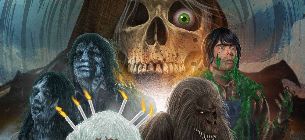 'Creepshow' Collector's Edition Blu-ray Coming This October from Scream Factory