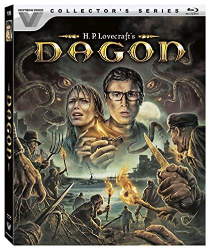 Dagon – Blu-ray Review