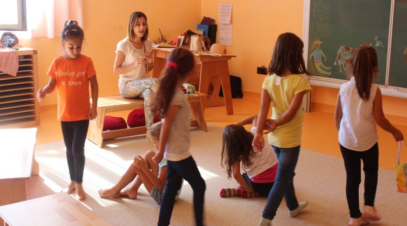 Waldorf Alanya School: Focusing on the needs of the child