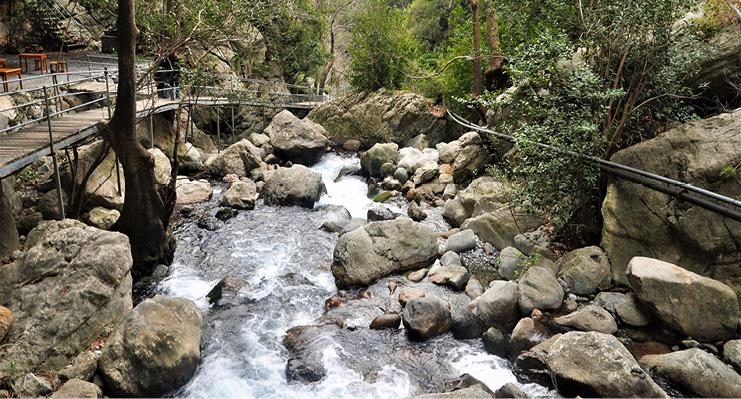 Hello Alanya Sapadere Kanyon: Walking through the hidden valley