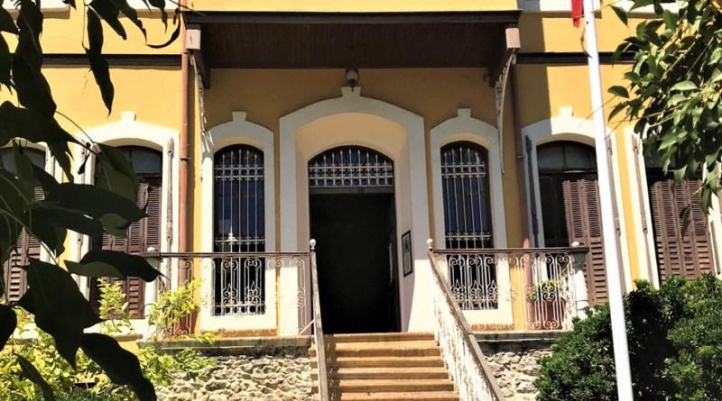 Atatürk House in Alanya