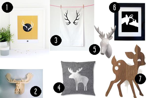 hello-shopping-deco-deer-cerf-renne-moose