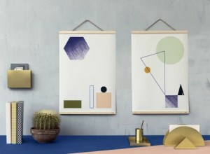Ferm Living Geometric