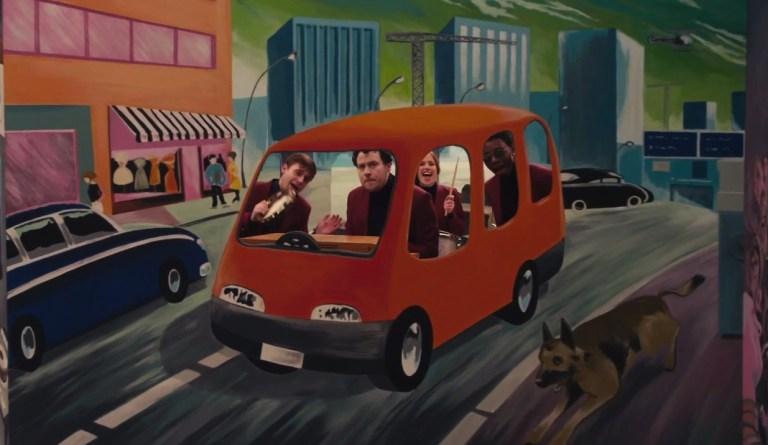 Metronomy Love Letters Music Video Michel Gondry