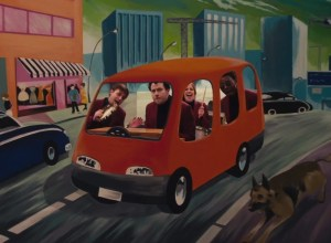 Metronomy Love Letters Music Video Michel Gondry