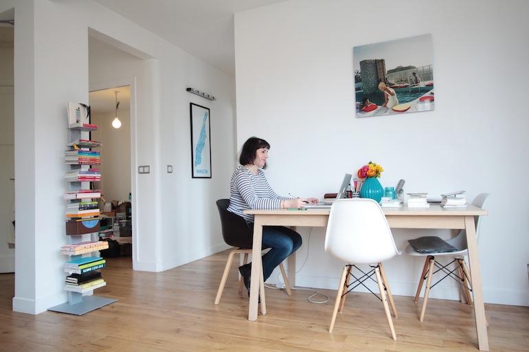 Bienvenue chez Sarah, Mister M Studio // Hëllø Blogzine www.hello-hello.fr