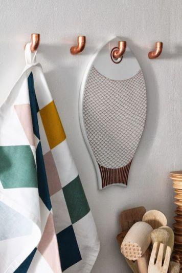 Patères DIY // Hëllø BLogzine www.hello-hello.fr