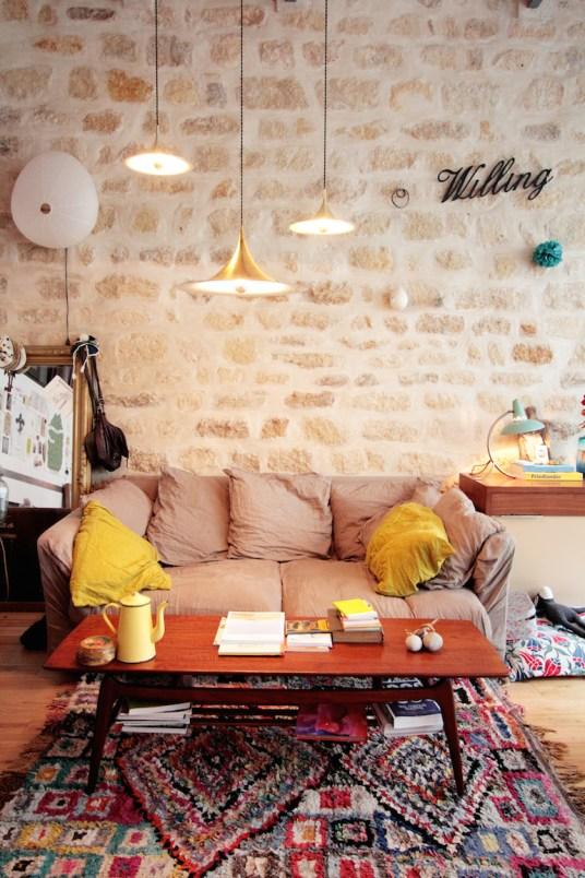 Bienvenue dans le loft parisien de Jennifer // Hëllø Blogzine hello-hello.fr