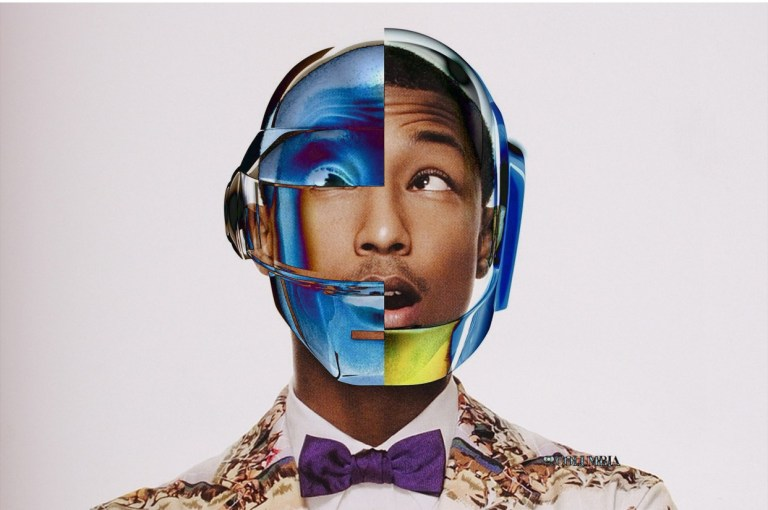 Pharrell Williams Gust Of Wind ft Daft Punk