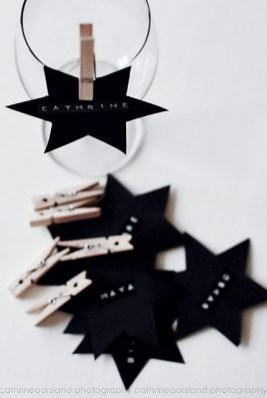 Marques verre étoile